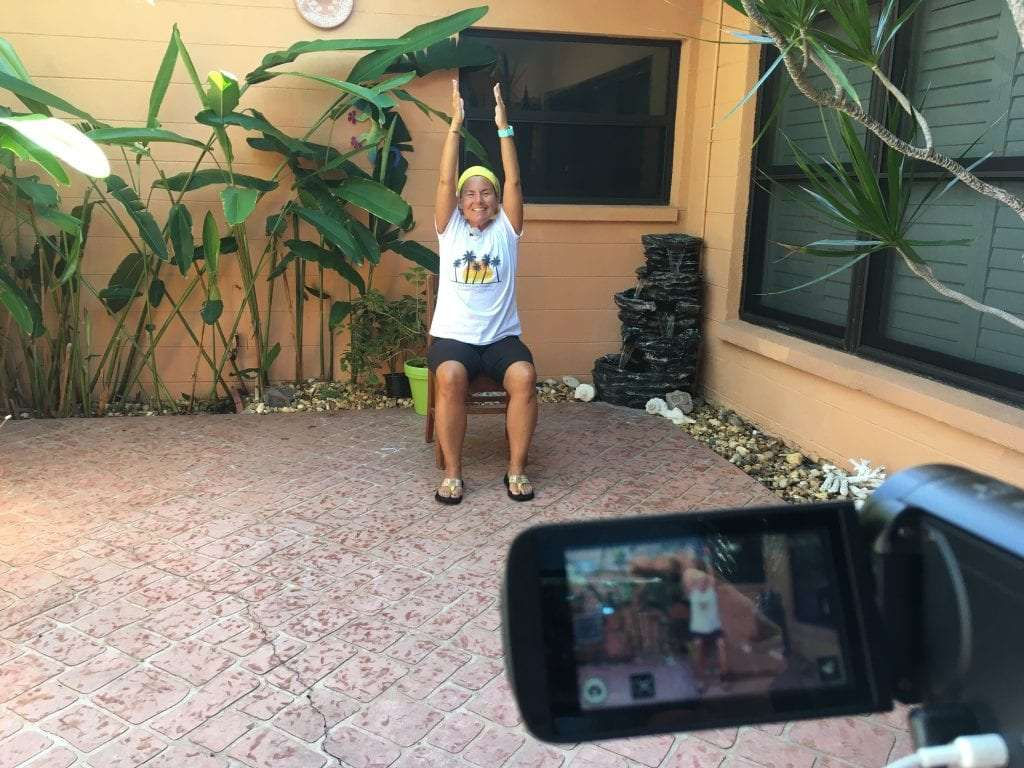 Madeira Beach Yoga brings a touch of Florida to Beaumont Commons
