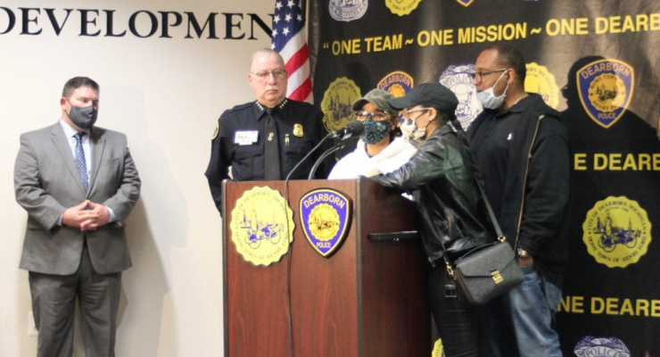 Dearborn PD seeks shooting suspect in murder
