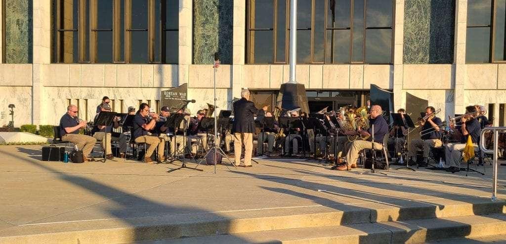 Memorial Day remembrance held at Veterans Park
