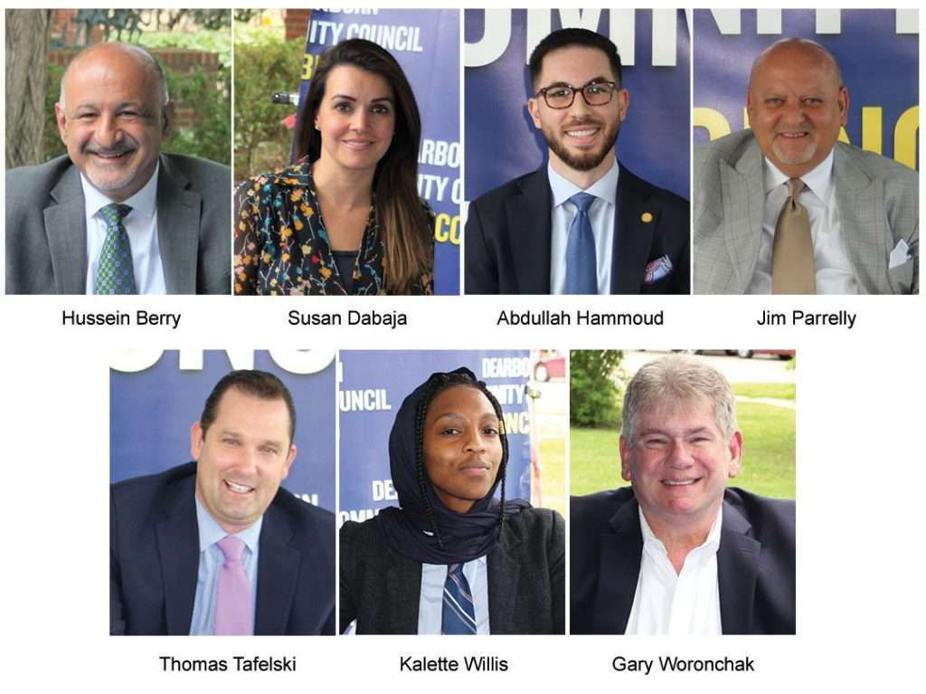 Dearborn mayoral candidates discuss flooding solutions