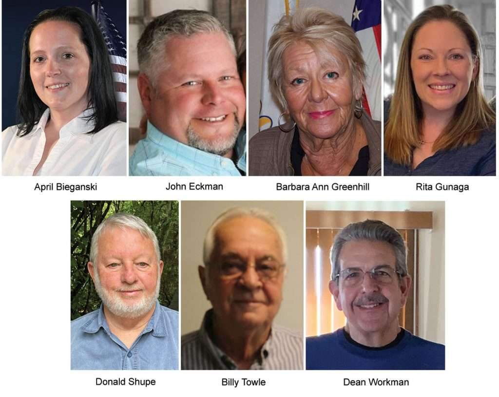 10 vying for 3 positions on Riverview City Council